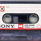 Audio Cassette Tape,