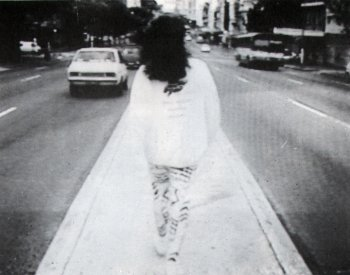 Catalogue image, from Video/Culture catalogue, for Margo Nash: Speaking Out (1986)