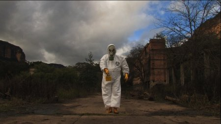 John A Douglas, Strange Land Vol I - Decontamination, HD 1080p video still, 2010