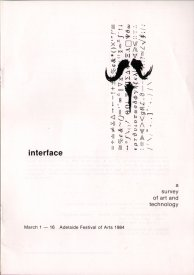 Interface catalogue cover