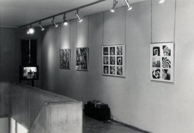Open Processes: video images as photographs [photo: Sandy Edwards]