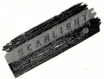 Scanlight logo used as a section separator in the catalogue.