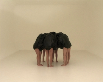 Laresa Kosloff, Deep & Shallow, 2004, video still.