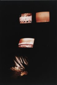 Julie Vulcan, The light fell – some new pain, 1990