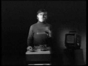 Frame from David Perry's Utopian Memory Banks (1973)
