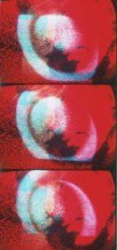 Sequence from the Cantrills' Video Selfportrait.